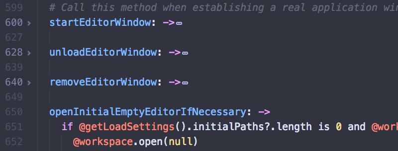 A programar! Mira de lo que es capaz este gran editor(Atom)